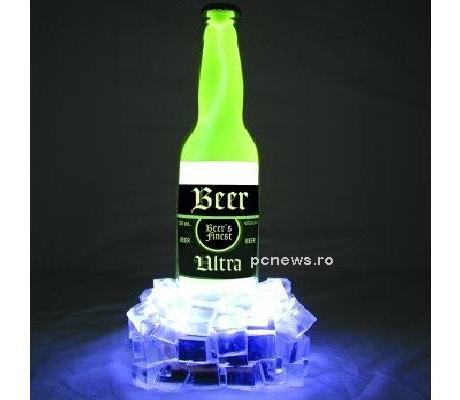 Lampa cu bere