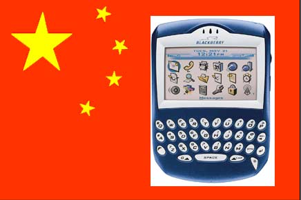 BlackBerrys for Sale in China