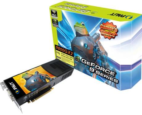 Palit NVIDIA 9800GX2