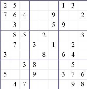 tabla de joc Sudoku