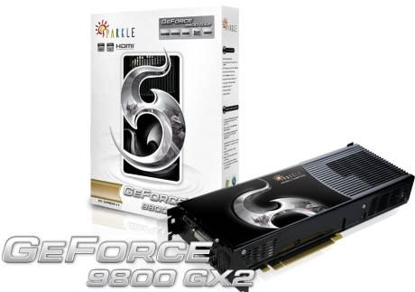 Sparkle NVIDIA 9800GX2