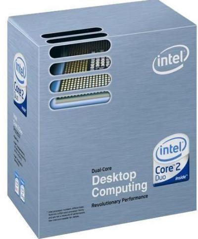 Intel E8200