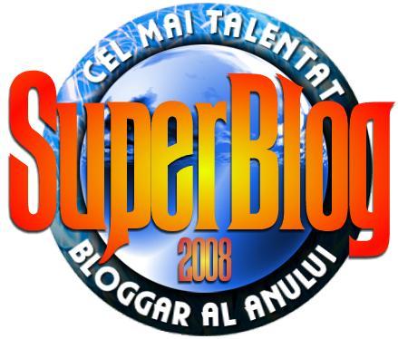 Concurs Super Blog 2008