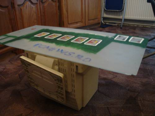 Masa de Poker CRT