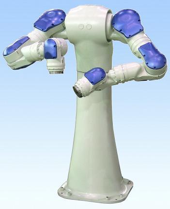 Robotul industrial care gateste mancare japoneza