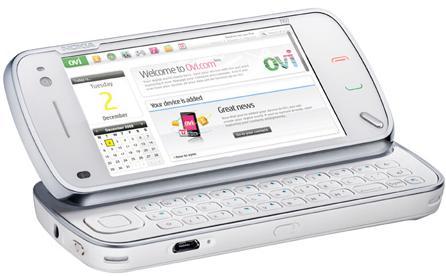 mobil Nokia N97