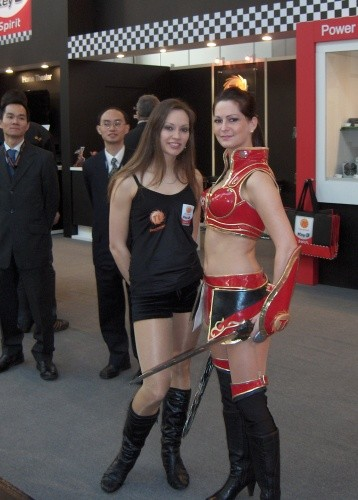 cebit girls
