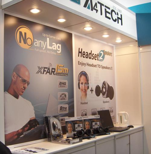 a4 tech Dual Performer Headset HSP-100