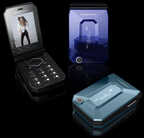 Sony Ericsson Jalou poza