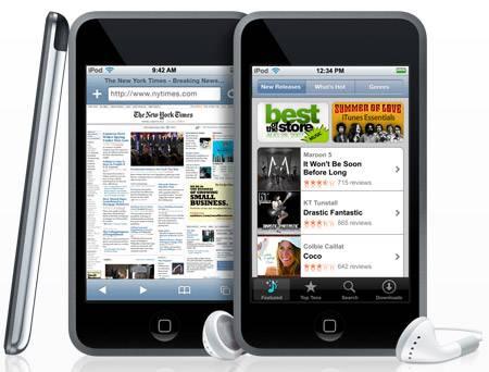 iPhones si iPods