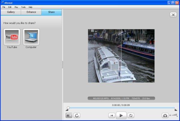 editare video mobil