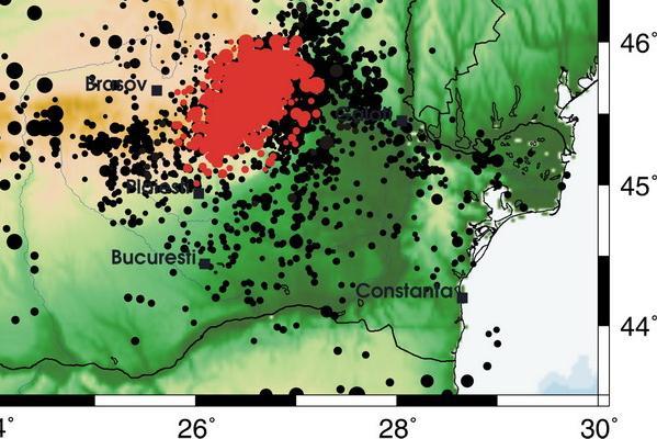 Cutremur Bucuresti