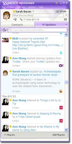 Yahoo! Messenger 10 download
