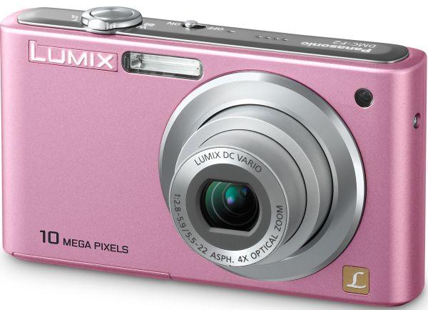 Panasonic LUMIX DMC-F3 şi Panasonic LUMIX DMC-F2