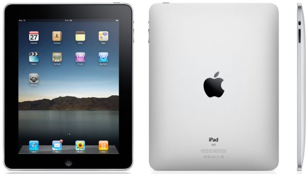Apple tablet - iPad