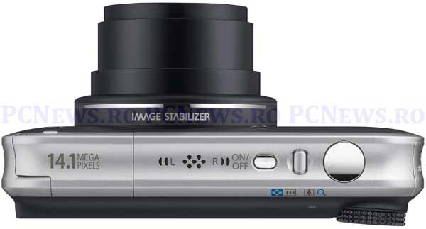 PowerShot SX210 IS canon