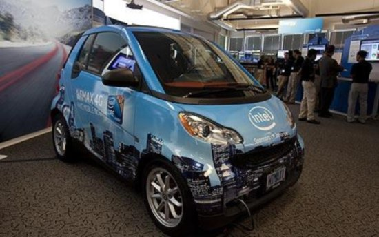 Intel Connected Car