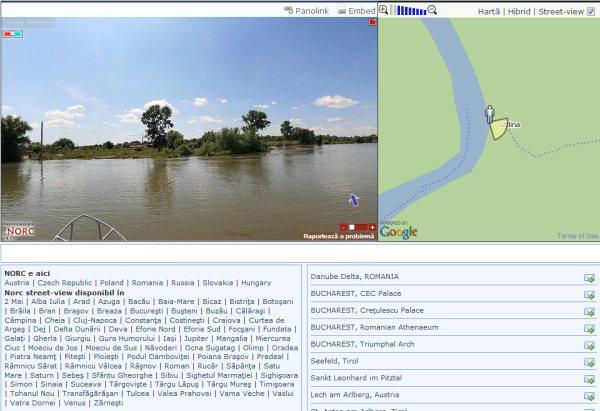 Norc Delta Dunarii