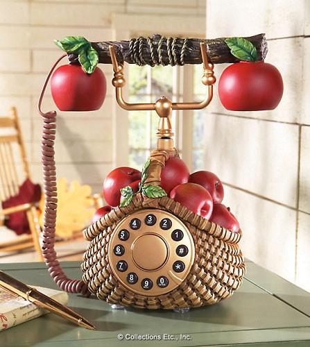Telefonul-cos cu mere