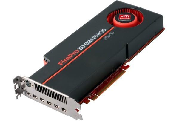 ATI FirePro V9800