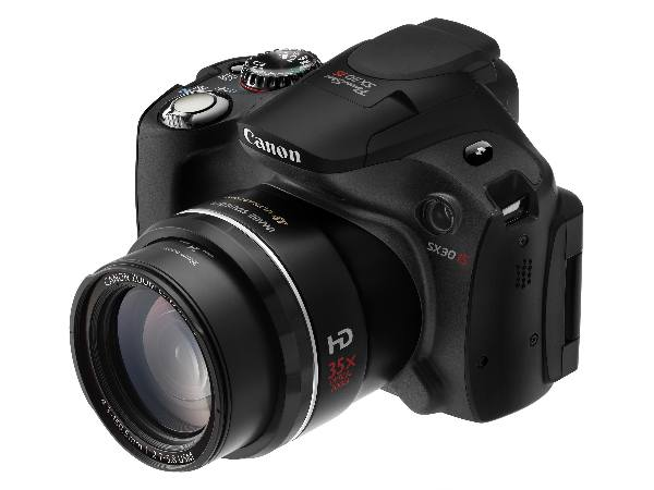 PowerShot SX30 IS