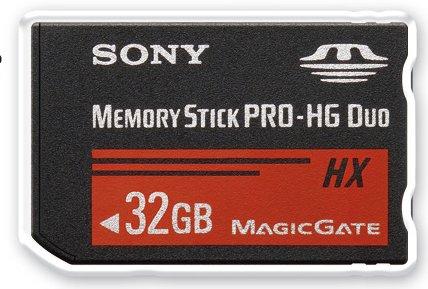HX Memory card