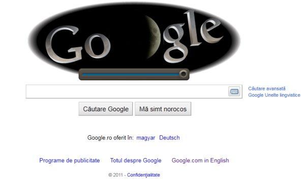 eclipsa de luna Google