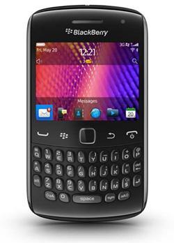 BlackBerry Curve 9360 în România prin Orange