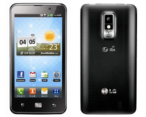 LG Nitro în oferta  AT&T
