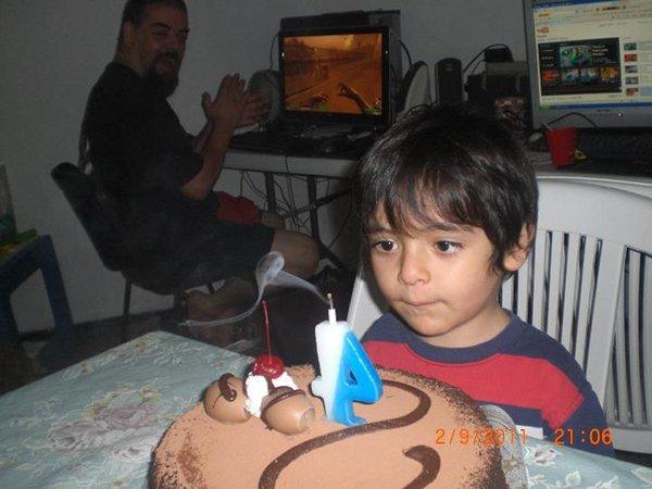 petrecere de 4 ani