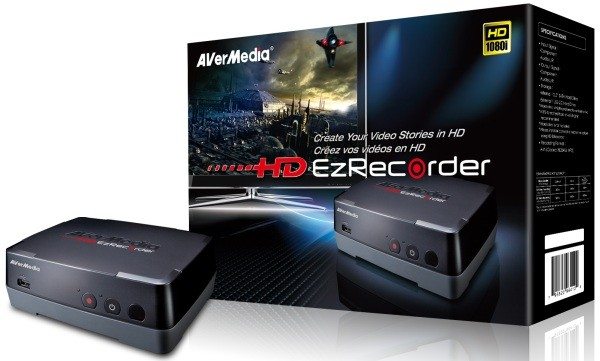 AVerMedia HD EzRecorder
