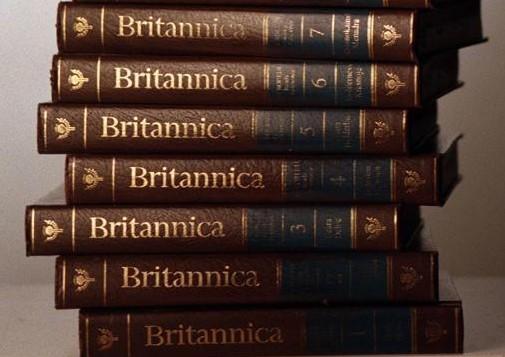 Enciclopedia Britannica renunta la tipar
