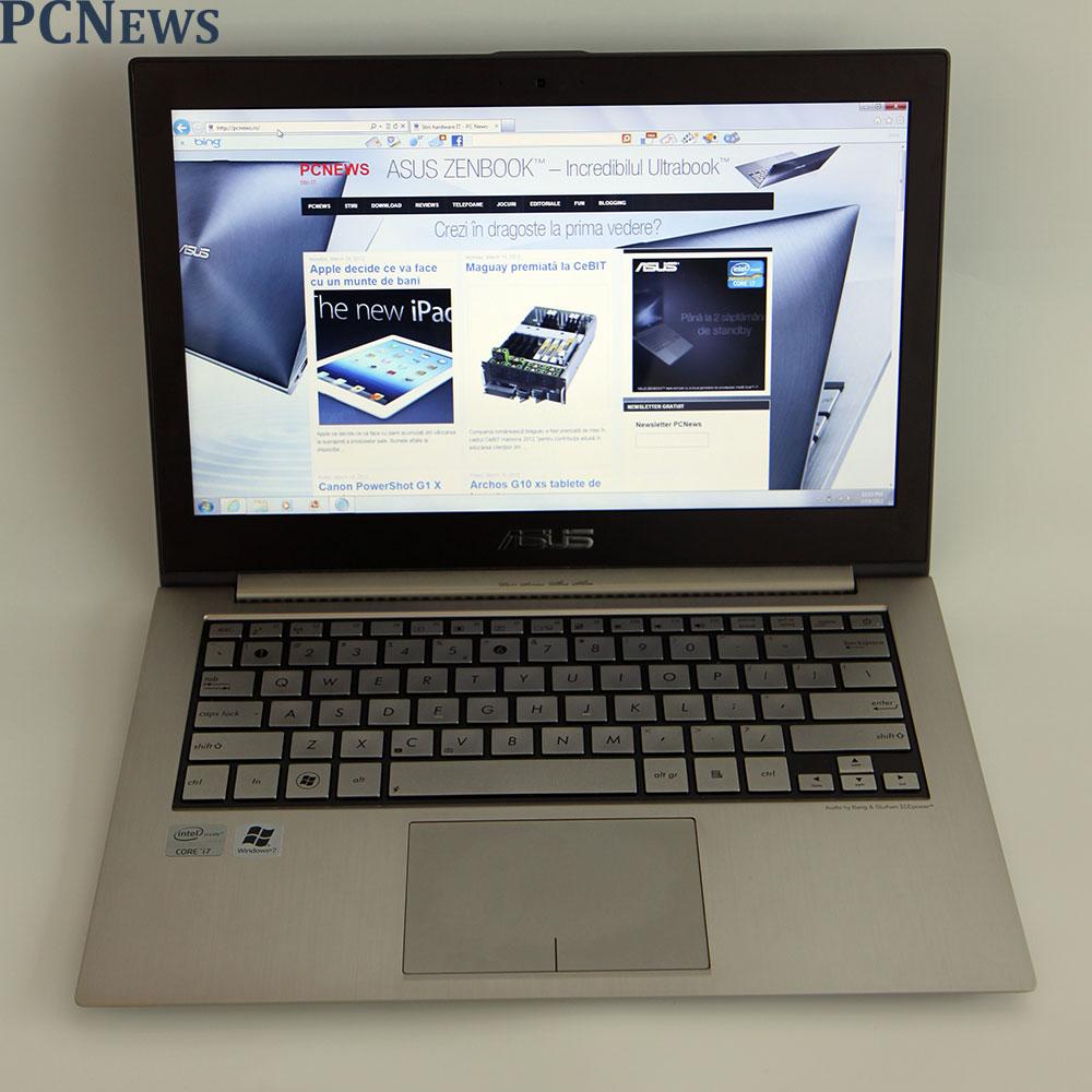 Asus Zenbook UX31E review