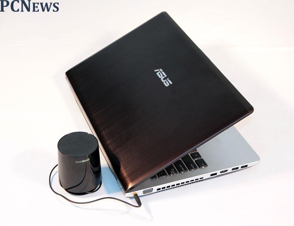 Review ASUS N56VM