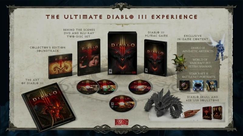 Blizzard lansează Diablo III pe 15 mai