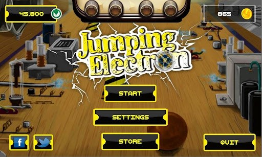 Jumping Electron pe Android