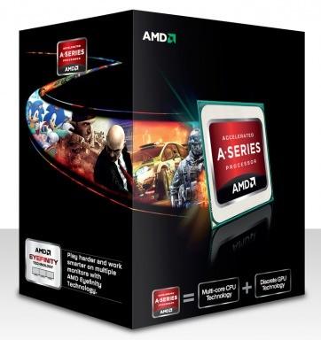 AMD lansează noile procesoare PRO A-Series