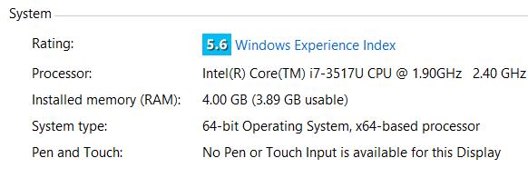 Index-Windows