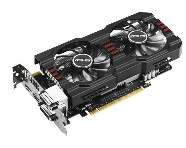 ASUS GeForce GTX 650 Ti BOOST DirectCU II