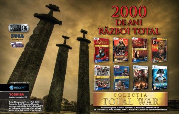 Total War: ROME II a ajuns în magazine