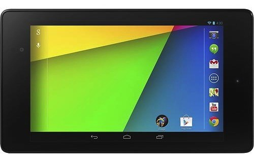 Tableta Nexus 7 fabricată de ASUS va primi update la Android 5.0 Lollipop în primul val