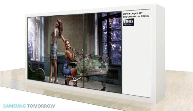 Samsung UHD 98