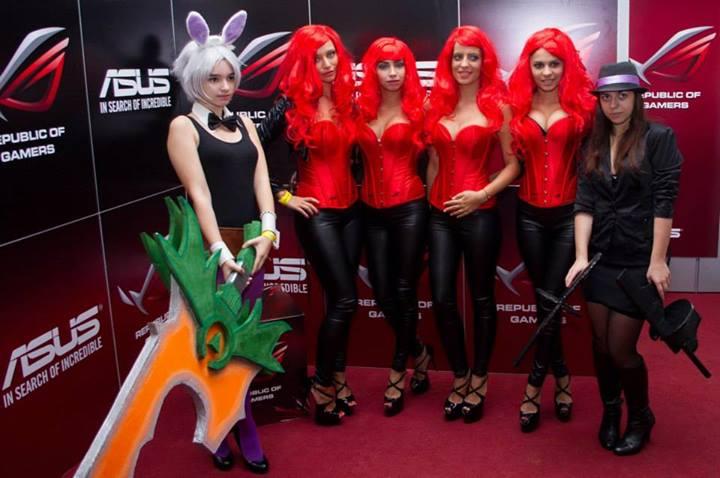 Maguay va participa la Dreamhack Masters Bucharest 2014