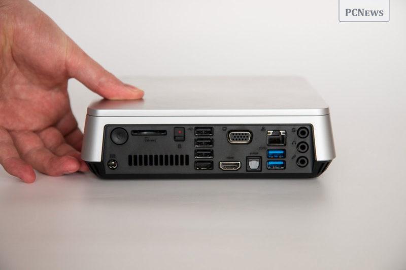 Conectori ASUS VivoPC VM40B