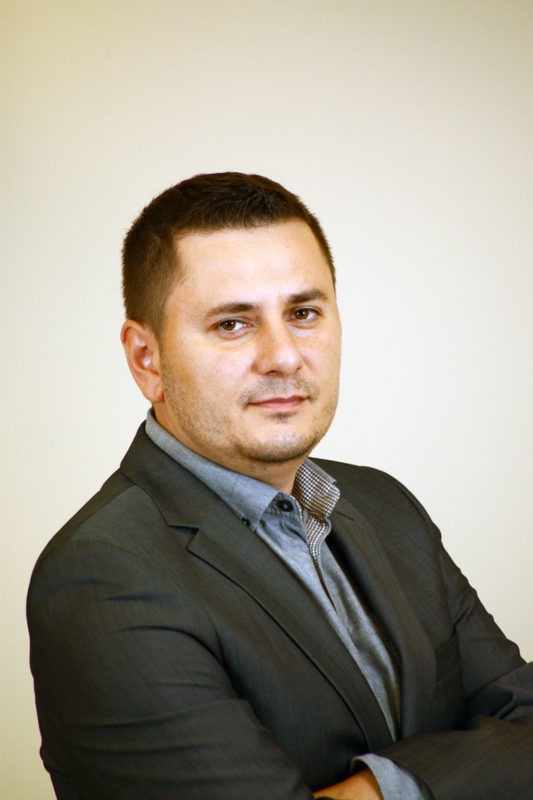 Ciprian Condur, Business Development Manager System Innovation România.