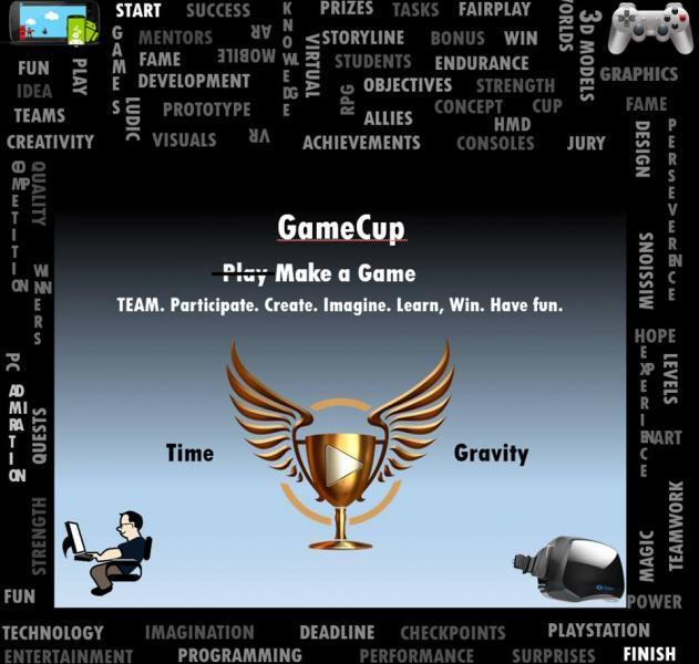 GameCup 1.0