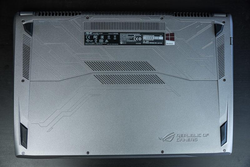 ASUS ROG Strix GL702V