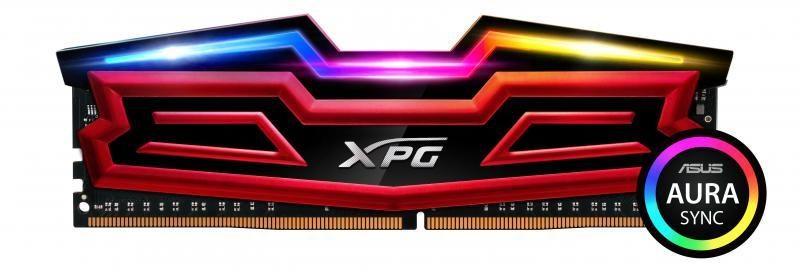 ADATA DDR4 XPG SPECTRIX D40 RGB