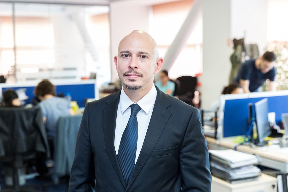 Nazmi Çağlar Bölük, CEO Euroweb România.