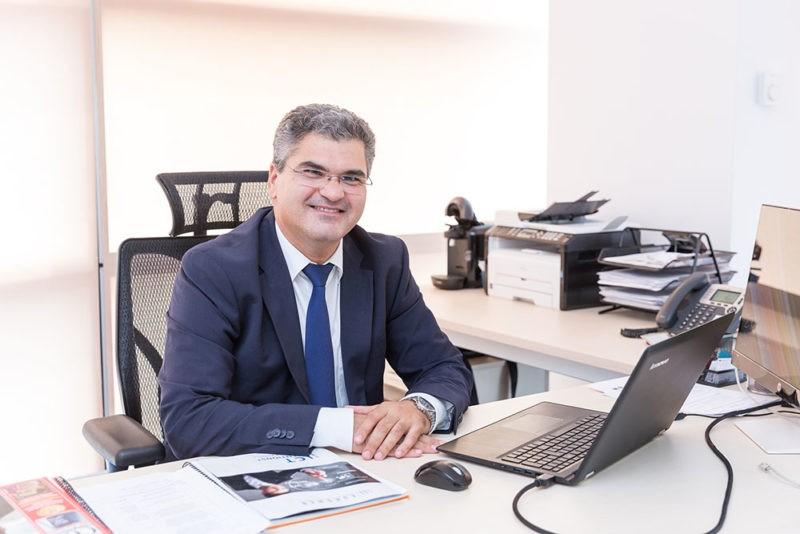 Mihai Marius Groposila, Director Comercial Euroweb Romania